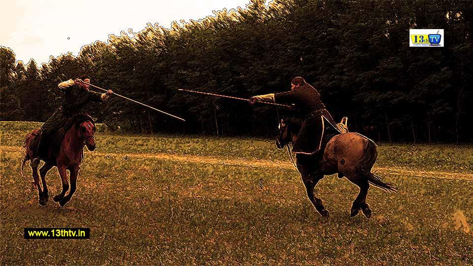 बोथाटी एक प्राचीन भारतीय युद्ध कला, प्राचीन भारत में युद्ध के नियम, युद्ध कलाएं, भाले से लड़ने की कला, भाला अस्त्र का प्रयोग, युधिष्ठिर, भगवान शिव के पुत्र कार्तिकेय, श्री गुरु अर्जुन देव जी